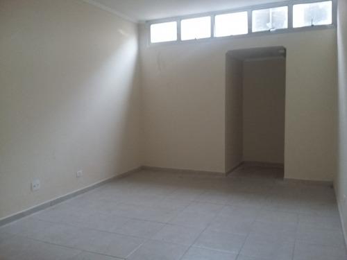 locação excelente sala comercial - bairro santa paula scs - 163