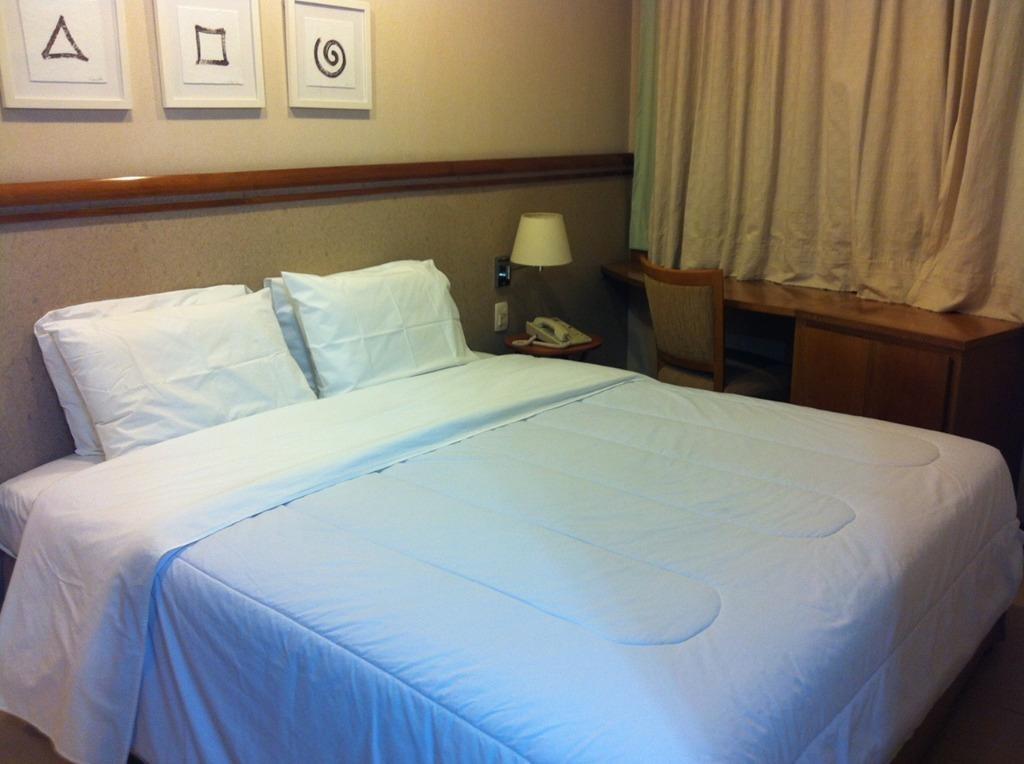 locação flat radisson vl. olímpia - 01 dormitório - fl2440