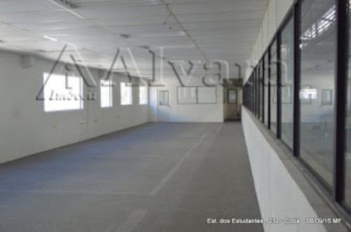 locação galpão cotia granja viana - g1685l