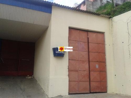 locação  galpão na sete portas - próximo a rua dos bandeirantes  com 800 metros com o pé direito de 6 metros valor 18.000 - tjn110 - 3217291