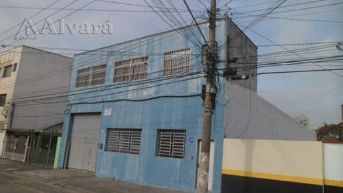 locação galpão são paulo vila anastácio - g2001l