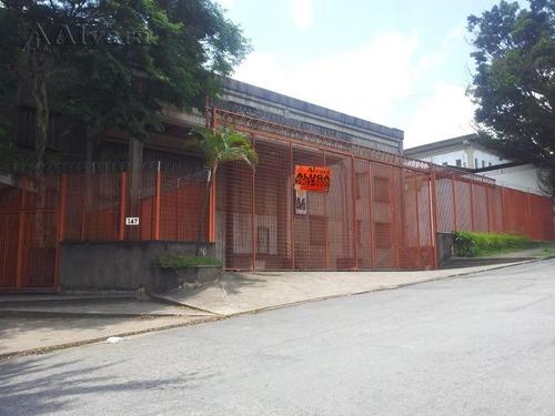 locação galpão são paulo vila jaragua - g1701l