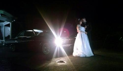 locação impala 1961 casamento clips ensaios bodas