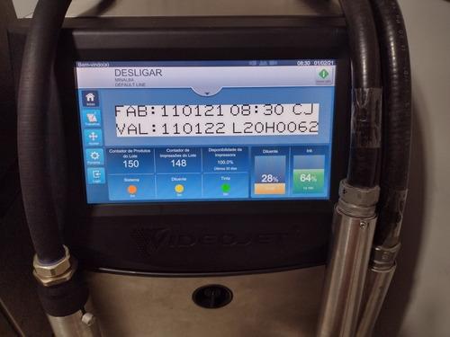 locação impressoras inkjet industrial