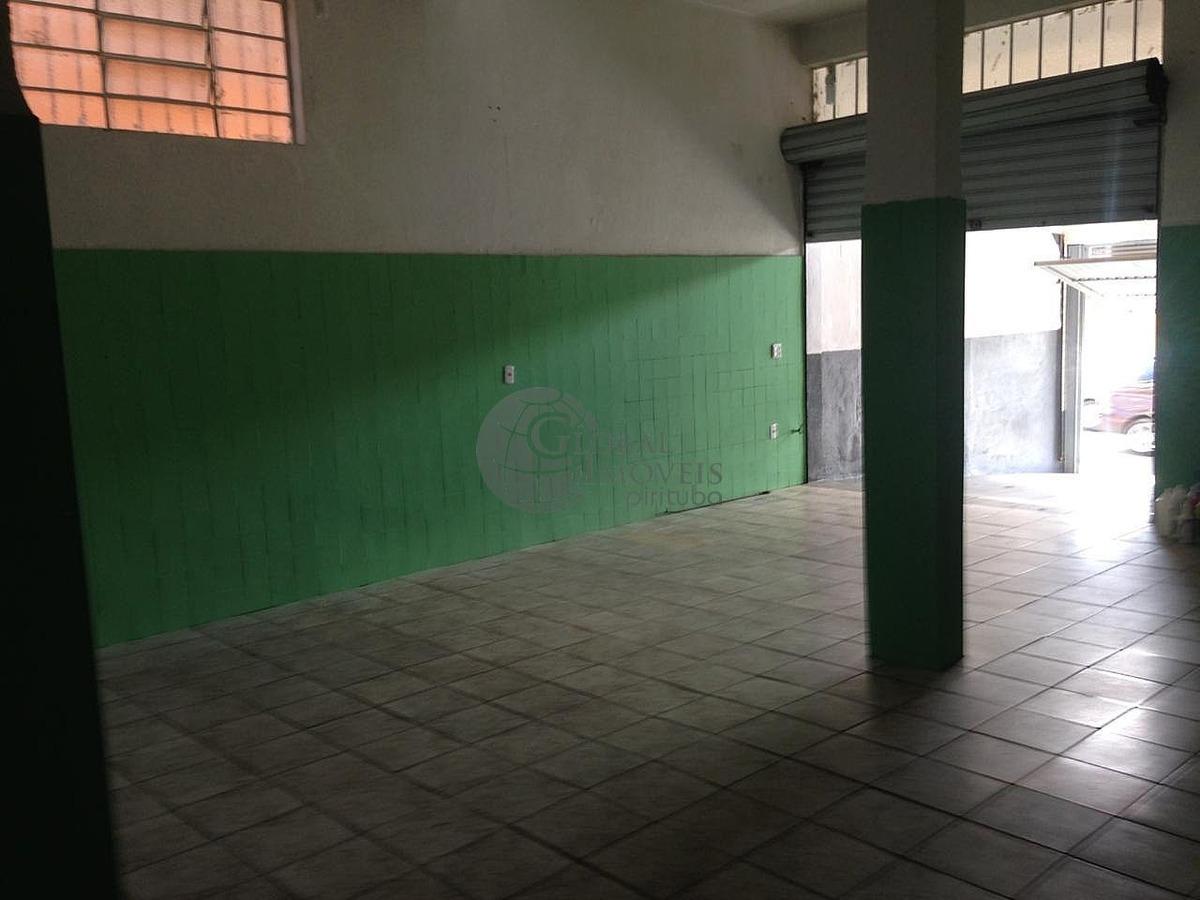locação loja/salão são paulo vila zat - l125