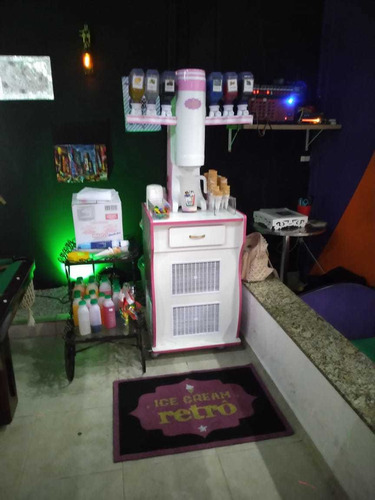 locação máquina sorvete americano para festas e eventos