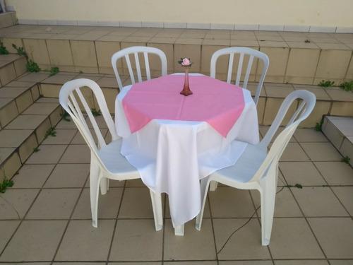 locação mesas e cadeiras