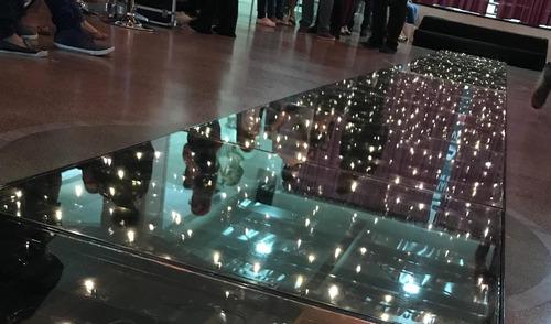 locação pista de led -- dança -- paris -- passarelas