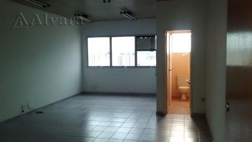 locação sala comercial são paulo alto da lapa - sc143l