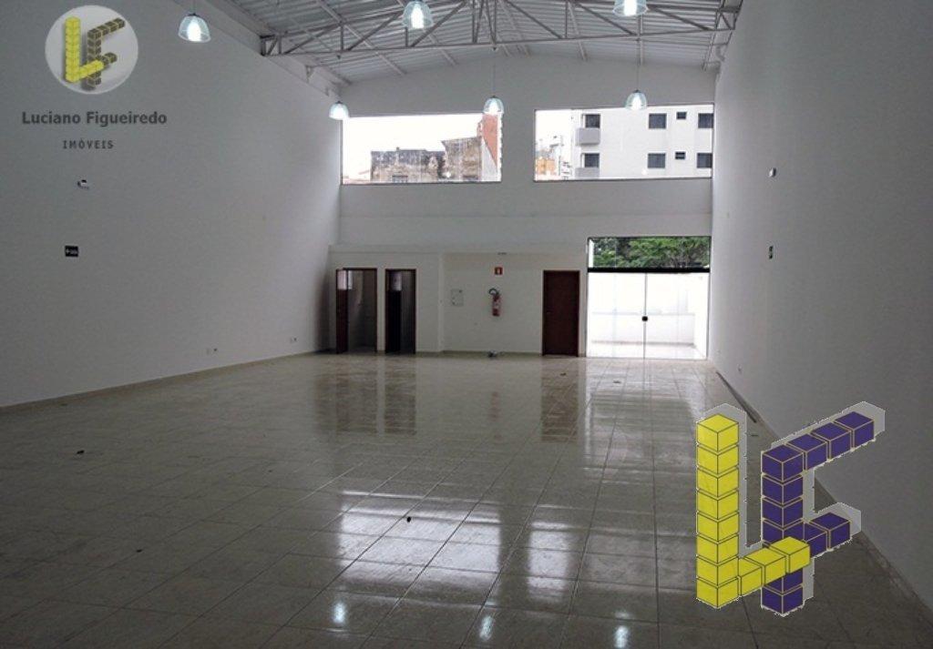 locação salão santo andre vila guiomar ref: 15095 - 15095