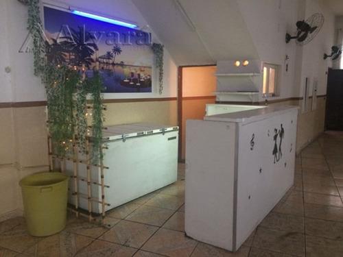 locação salão são paulo jardim helena maria - sc1762l