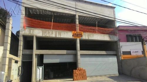 locação salão são paulo vila pirituba - sc1571l