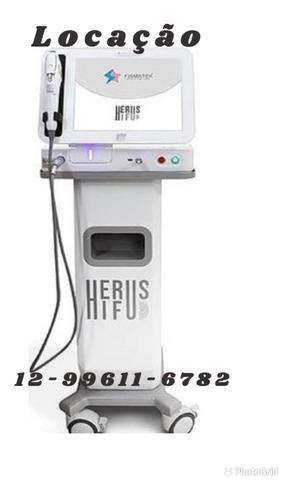 locação / ultrassom microfocado herus hifu