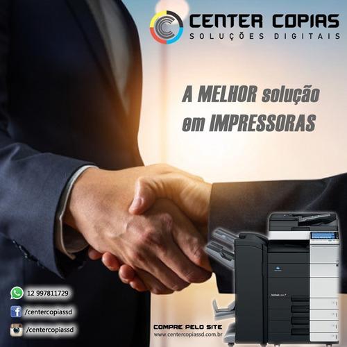 locação, venda e assistência técnica em impressoras e multif