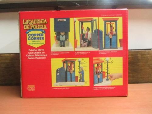 locademia de policia copper corner
