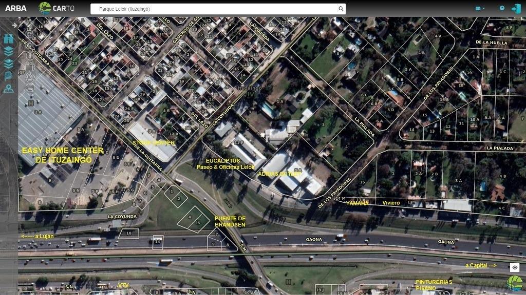 local 106 m2 al frente en eucapiltus paseo & oficinas leloir