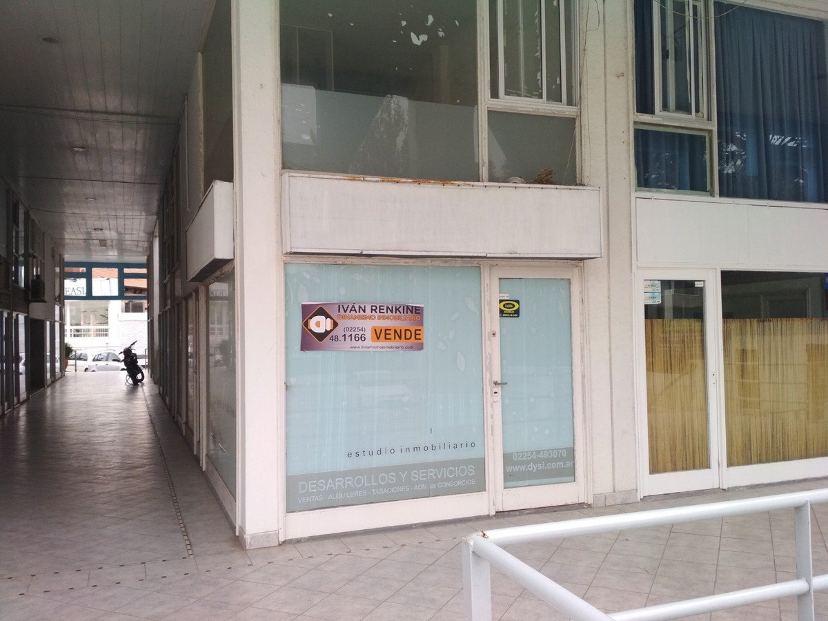 local 28  cafi  iii centro pinamar#