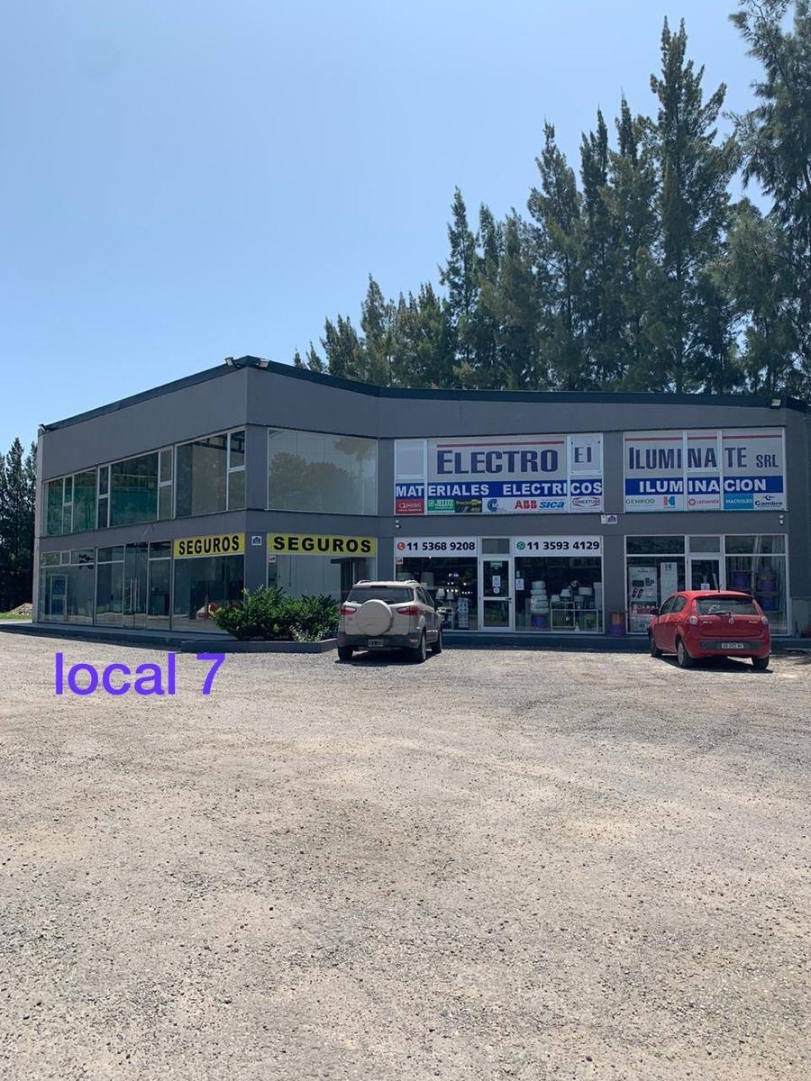 local 7 canning esteban echeverria ezeiza alquiler