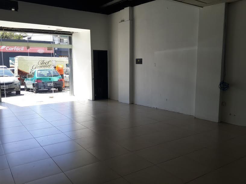 local alquiler  en martinez hipodromo oficinas planta libre