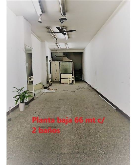 local alquiler monserrat 130 metros 2 plantas