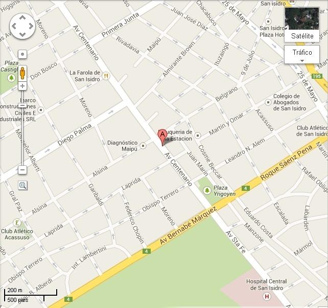local av. centenario al 200 san isidro centro comercial