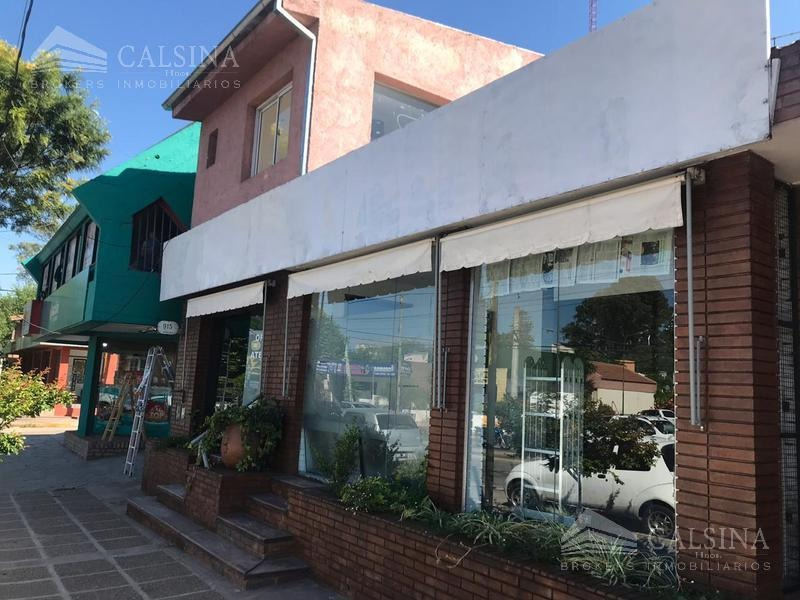 local - barrio centro - villa allende