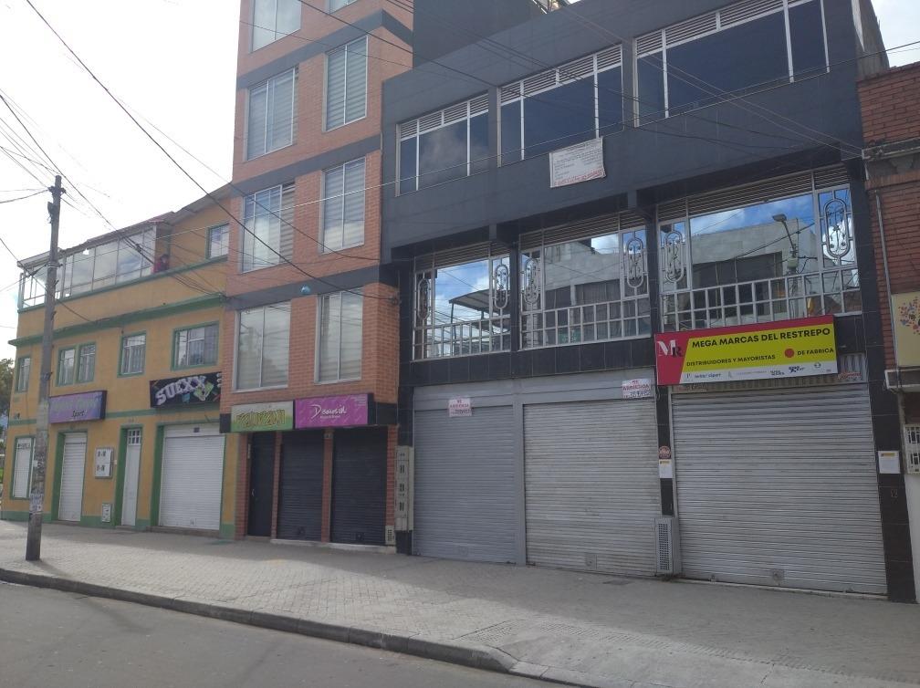 local barrio restrepo