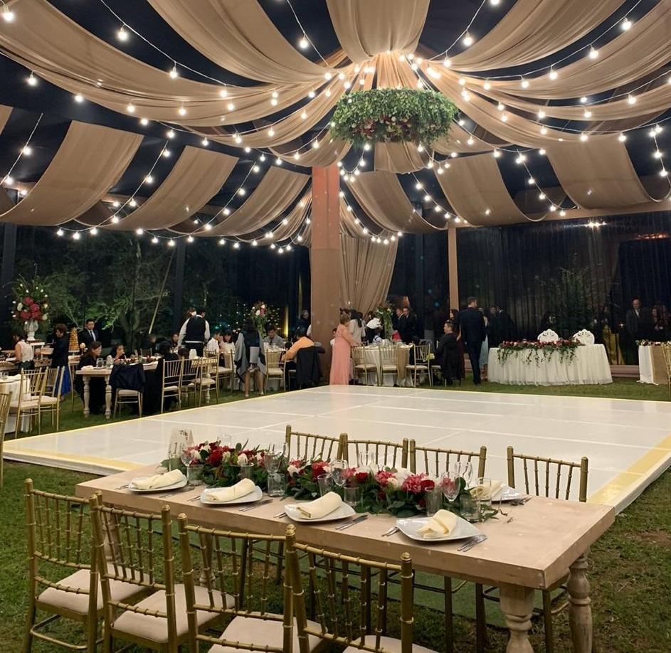 local casa eventos fiestas promocion matrimonios quinceaños