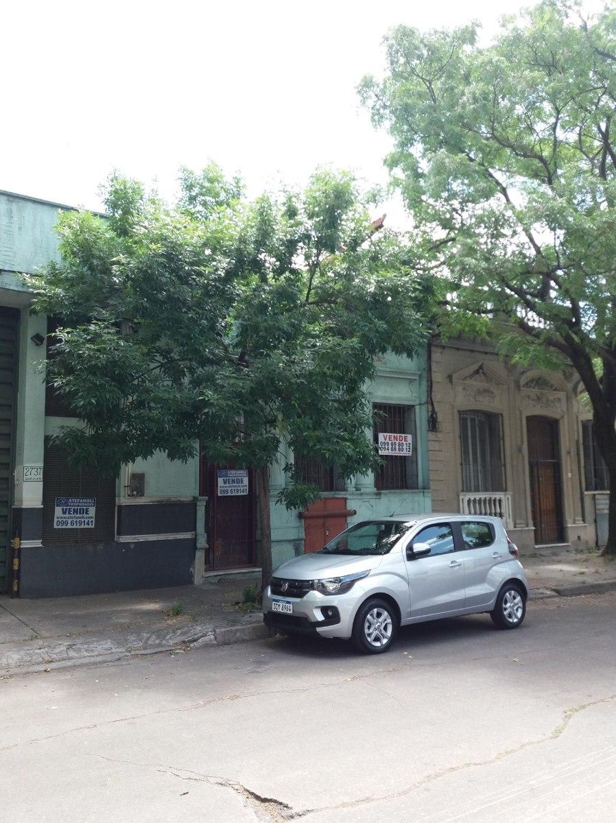 local + casa total 500 m2* san juan 2737 y tapes