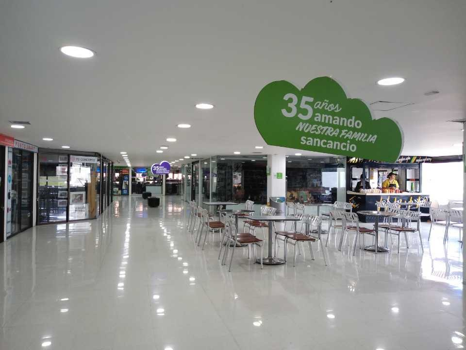 local centro comercial sancancio manizales