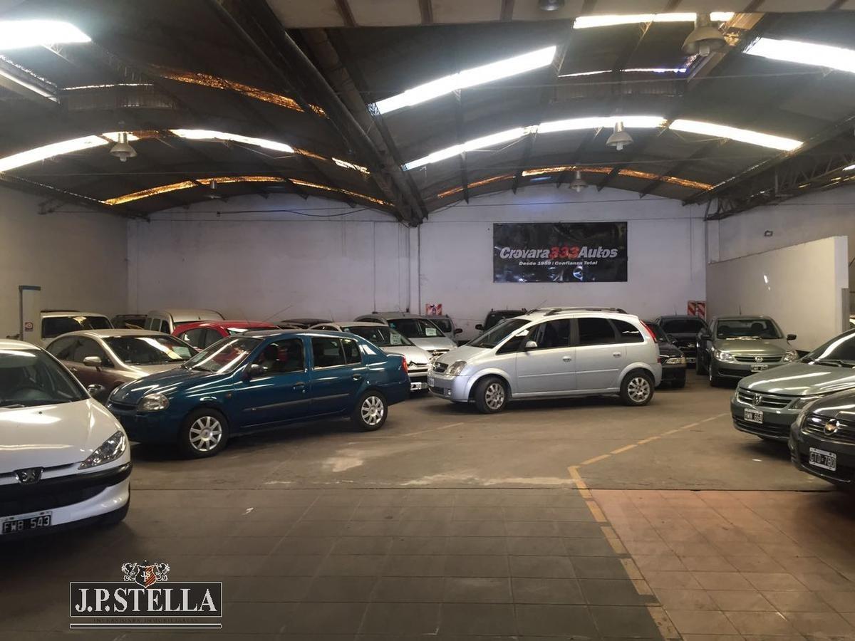 local comercial 1175 m² cubiertos - crovara a 3 cuadras gral. paz - ciudad madero