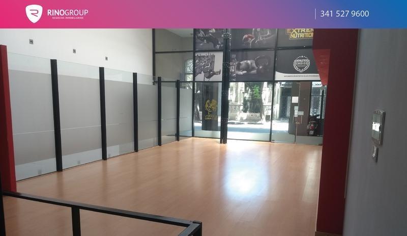 local comercial 120 m2 en edificio paladium, san lorenzo 1500.