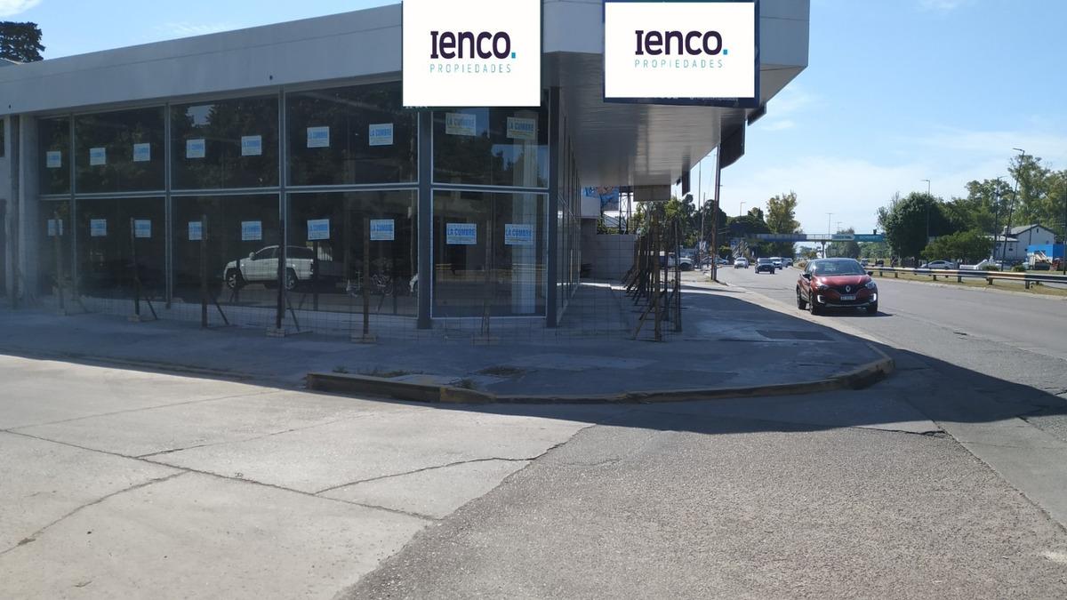 local comercial, 1400 m2 sobre cno centenario, gonnet
