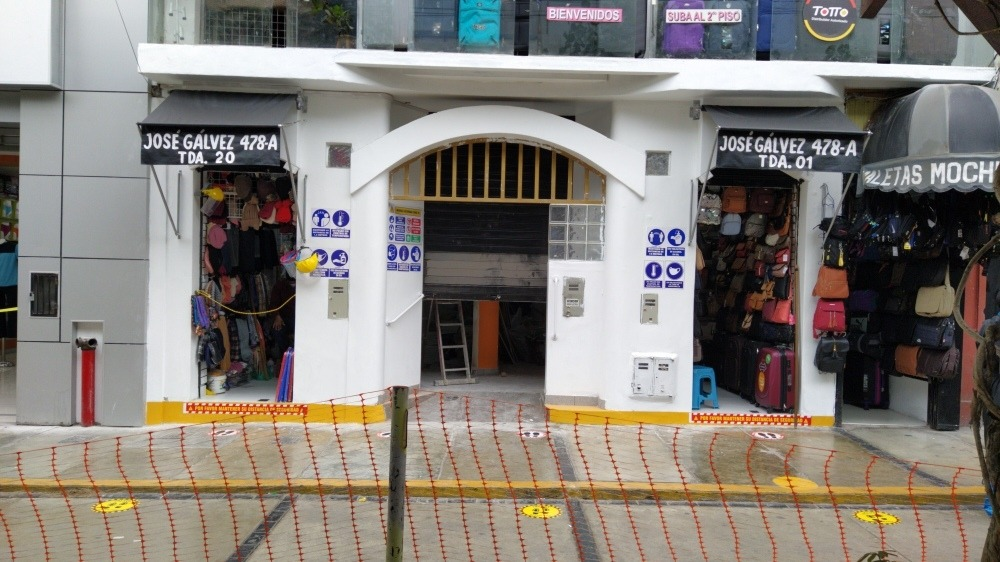 local comercial 180 m2 en el boulevard de magdalena