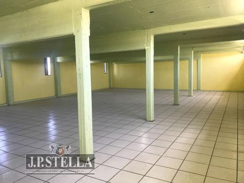 local comercial 1800 m² en 3 plantas - ideal centro comercial - gonzalez catan