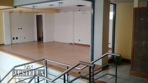 local comercial 270 m² cubierto - 2 cuadras plaza san justo y peatonal - s.justo (ctro)