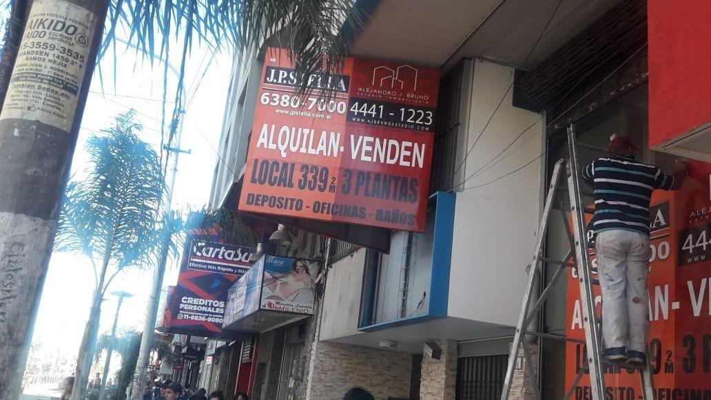 local comercial 332 m² peatonal arieta - s.justo (ctro)