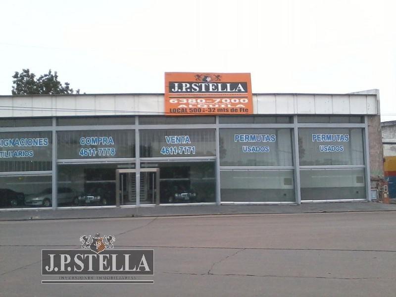 local comercial 500 m² con oficinas en entrepiso - flores