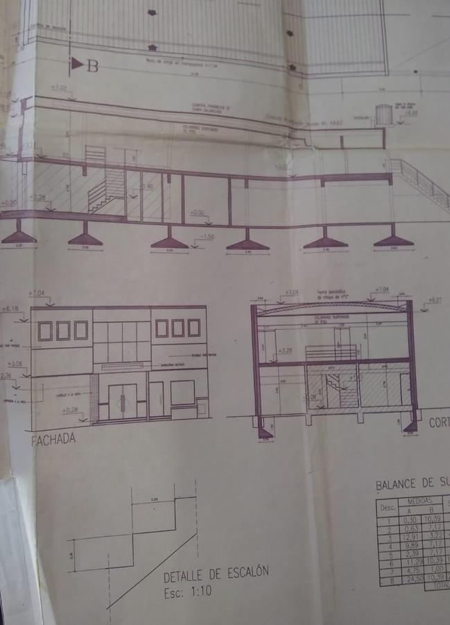 local comercial - 500 m2 - castelar