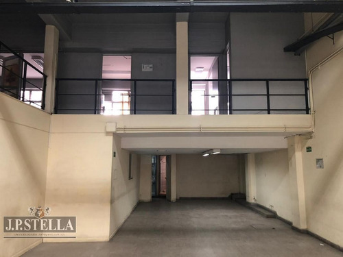 local comercial 527 m² cubiertos - s.justo (ctro)