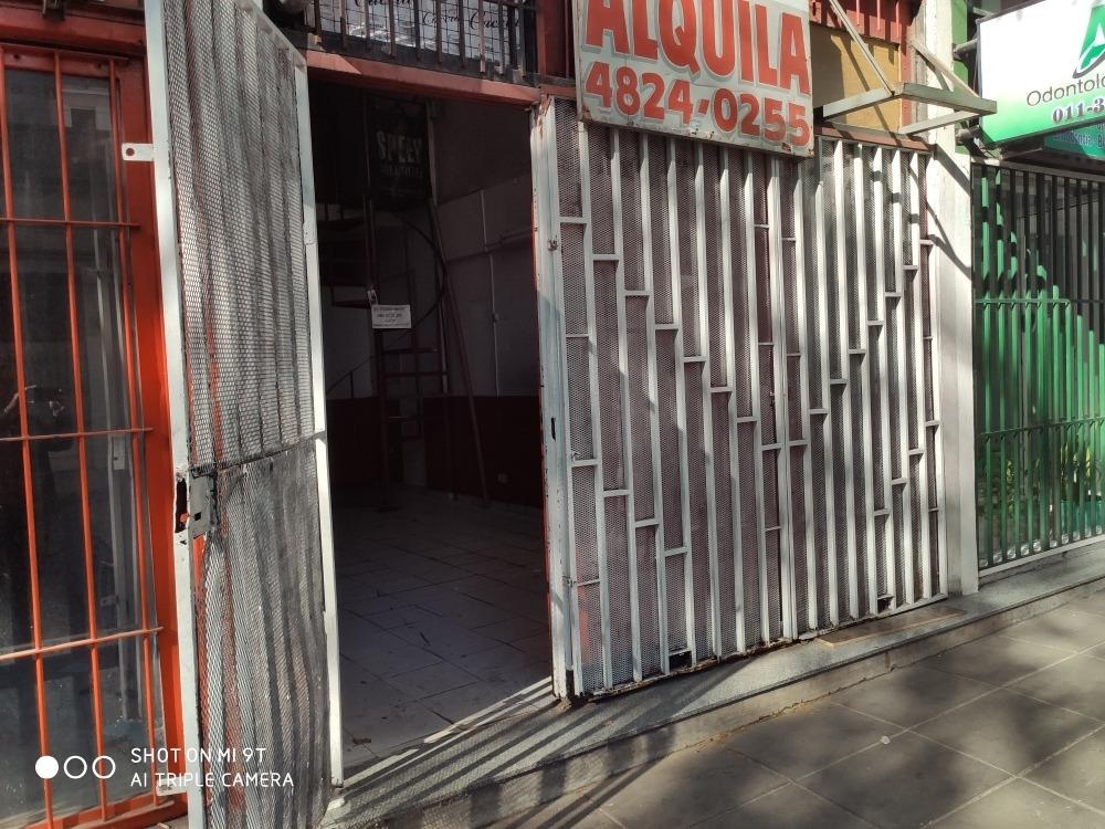 local comercial a la calle