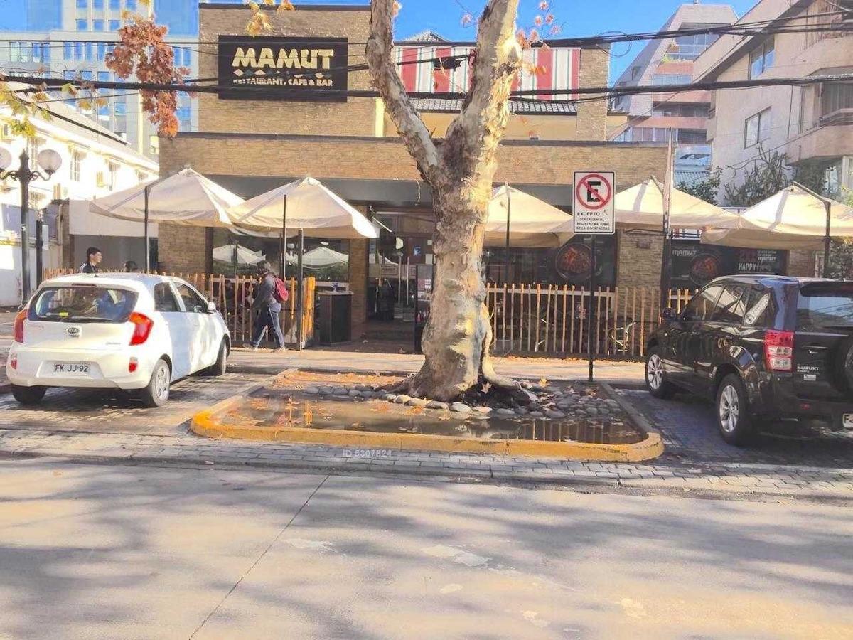 local comercial  actual mamut en providencia con tobalaba
