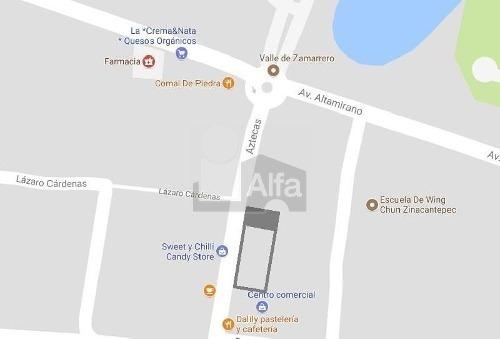 local comercial afuera de zamarrero de 39 m2, giro de servicios, ideal para tintorería