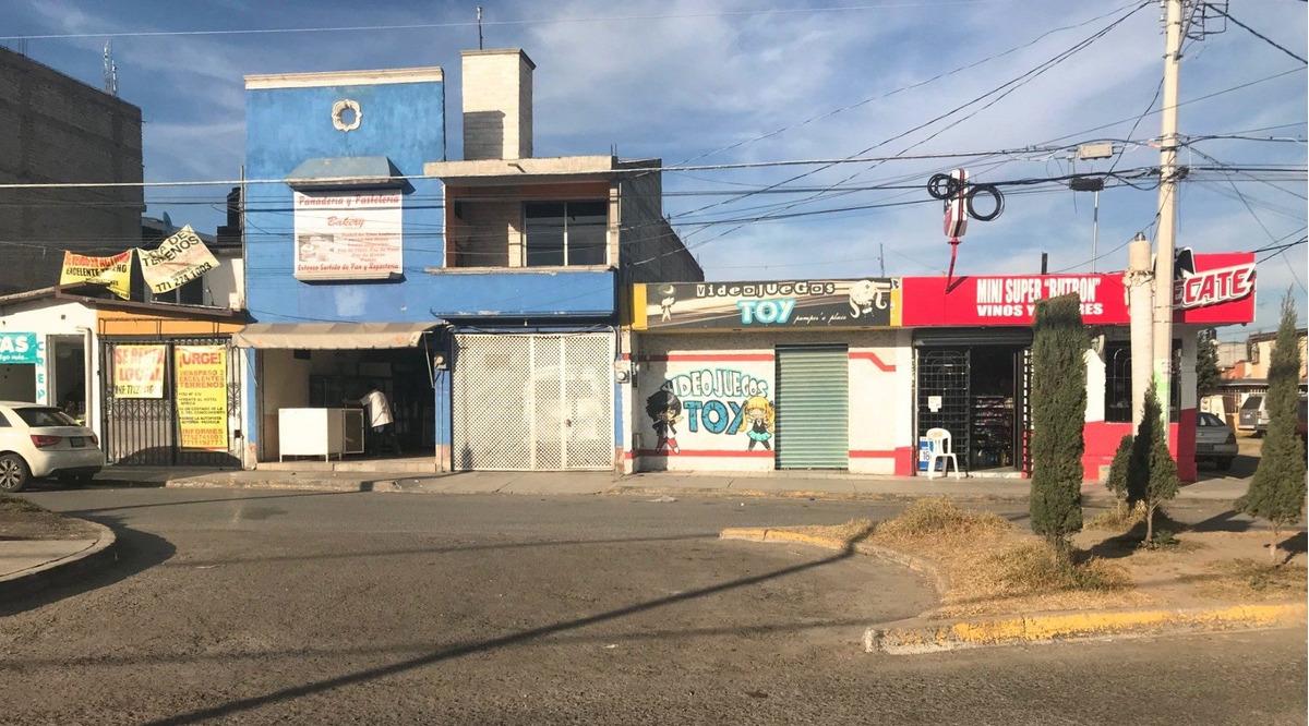 local comercial avenida principal villas de pachuca