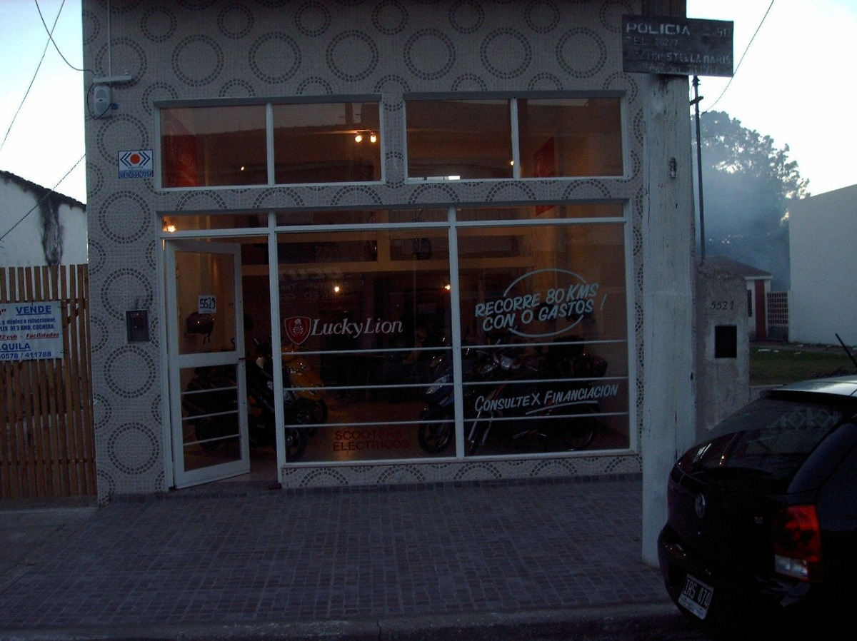 local  comercial calle 3 al 5500