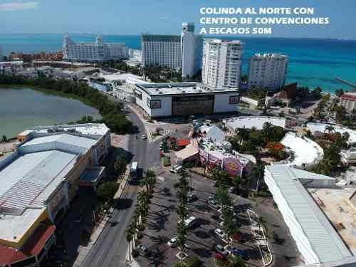 local comercial cancun zona hotelera en renta ((600m2)) c2426