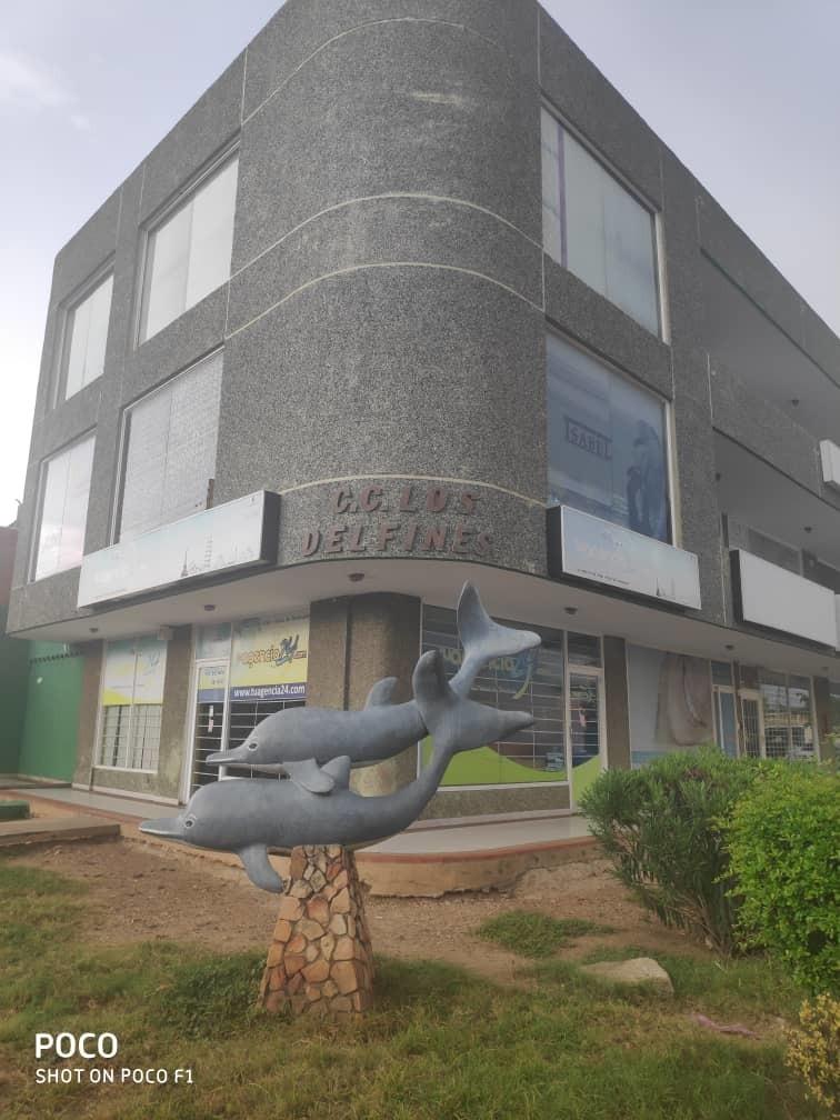 local comercial cc. los delfines av principal de lecheria