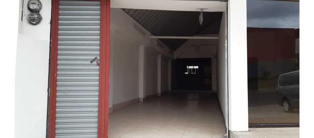 local comercial con apartamento incluido