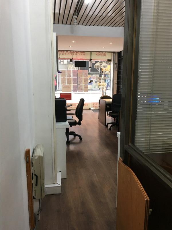 local comercial con departamento 2 ambientes