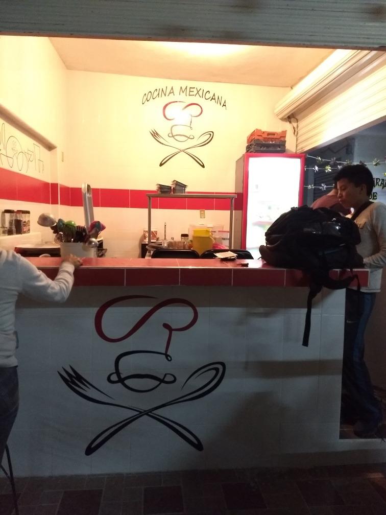 local comercial con giro de cocina y antojitos mexicanos